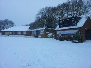 A Snowy Penn