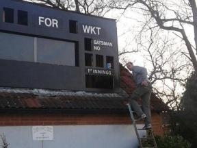 Already on the scoreboard