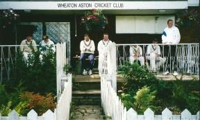 Wheaton Aston Away