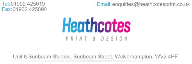 Heathcotes Print